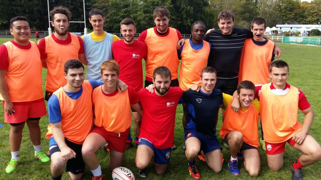 rencontre rugby gay à Limoges